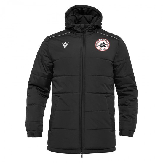 Dunkirk FC JR Gyor Padded Jacket