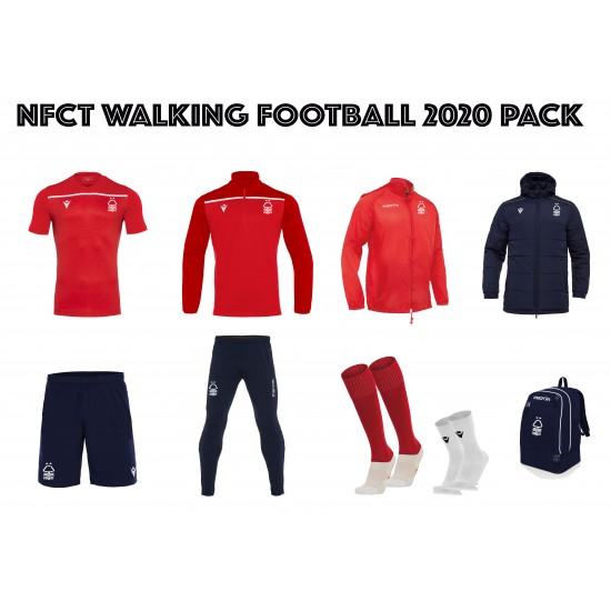 NFCT Walking Football Pack SR