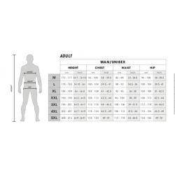 2020 size guide