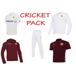 Eastwood Town Cricket Club Pack JR